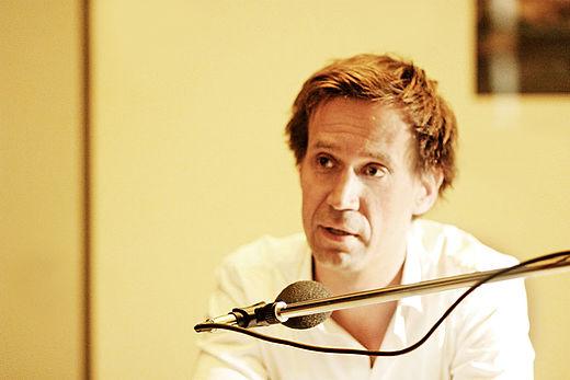 Volker Weidermann öffnet den Blick für Literatur