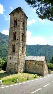 Sant Miquel d´Engolasters - Andorra